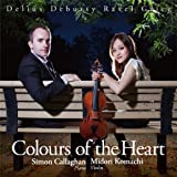 Midori Komachi and Simon Callaghan Colours of the Heart