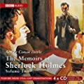 The Memoirs of Sherlock Holmes: v. 2 (BBC Audio)