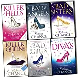 Rebecca Chance Rebecca Chance 6 Books Collection Pack Set (Divas, Bad Girls, Killer Queens, Bad Sisters, Killer Heels, Bad Angels)