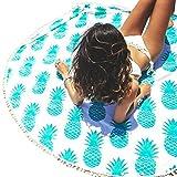 Laimeng Bikini Boho Swimwear Beach Kimono Tunic Towel