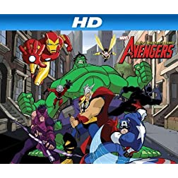 The Avengers: Earth's Mightiest Heroes Season 2 [HD]