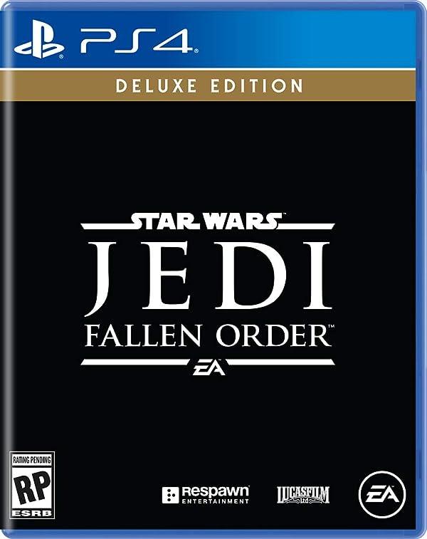 Star Wars Jedi: Fallen Order Deluxe Edition - PlayStation 4
