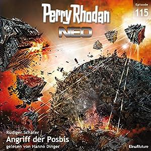 Angriff der Posbis (Perry Rhodan NEO 115) Audiobook