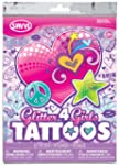 Glitter4Girls Girls Temporary Tattoos...