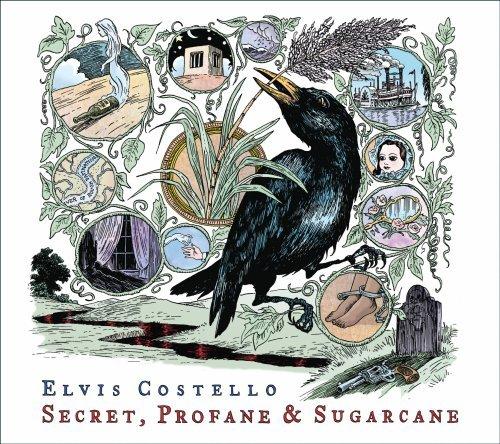 Elvis Costello - Secret, Profane and Sugarcane - Zortam Music