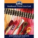 DMC COLORCRD Needlework Threads 12-Pa...
