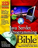 img - for Java Servlet Programming Bible by Rajagopalan, Suresh, Rajamani, Ramesh, Krishnaswamy, Ramesh, (2002) Paperback book / textbook / text book