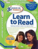 img - for Hooked on Phonics Learn to Read - Levels 5&6 Complete: Beginning Phonics (Emergent Readers   First Grade   Ages 6-7) (Hooked on Phonics: Learn to Read Complete) book / textbook / text book