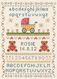 Anchor Birth Classic Counted Cross Stitch Kit