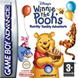 Winnie The Pooh: Rumbly Tumbly Adventure (GBA)