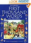 First 1000 Words in Arabic (Usborne F...
