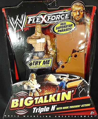 Wwe Toys For Boys : Wwe wrestling figure toys flexforce big talkin boys