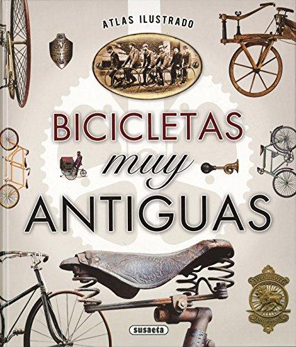 Atlas ilustrado bicicletas muy antiguas