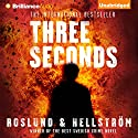 Three Seconds Audiobook by Anders Roslund, Börge Hellström, Kari Dickson (translator) Narrated by Christopher Lane