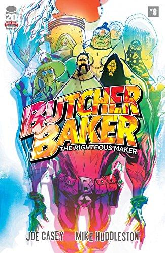 Butcher Baker: The Righteous Maker #8 (Butcher Baker Righteous Maker compare prices)