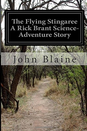 The Flying Stingaree A Rick Brant Science-Adventure Story