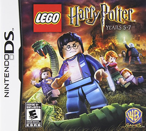 Lego Harry Potter: Years 5 - 7 - Nintendo DS - 1