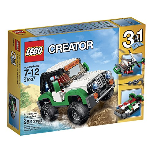 LEGO-Creator-31037-Adventure-Vehicles-Building-Kit