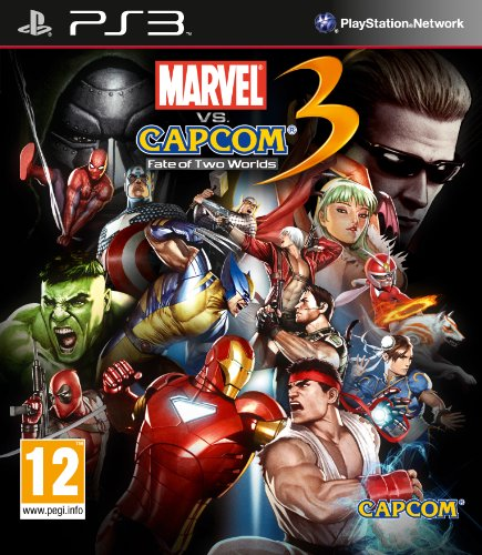 Marvel vs Capcom 3: Fate of two worlds (informacion)