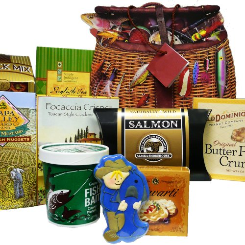 Art of Appreciation Gift Baskets   Fishing Fun