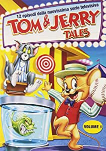 Amazon.com: tom & jerry kids - 1 season completa (dvd