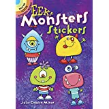 EEK! Monsters Stickers (Dover Little Activity Books Stickers)