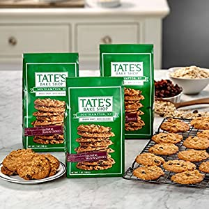 Tate's Bake Shop 3 Pk Oatmeal Raisin