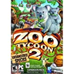 Zoo Tycoon 2: Endangered Species  DVD...