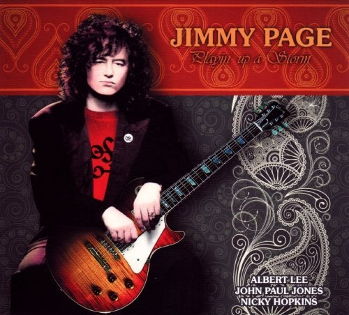 Playin' Up A Storm by Jimmy Page (2011-06-14)