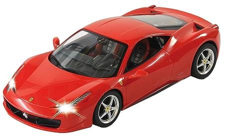 Jamara - 404305 - Maquette - Voiture - Ferrari 458 Italia - 3 Pièces