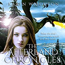 The Afterland Chronicles Boxed Set, Books 1 - 3 Audiobook by Karen Wrighton Narrated by John H. Fehskens