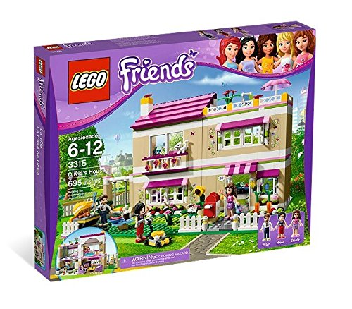 LEGO Friends 3315 - La Villetta di Olivia