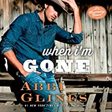 When I'm Gone: A Rosemary Beach Novel Audiobook by Abbi Glines Narrated by Grace Grant, Jason Carpenter