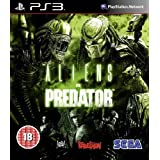 Aliens Vs Predator (PS3)by Sega