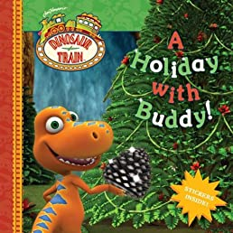 A Holiday with Buddy! (Dinosaur Train)