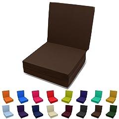 Magshion Futon Furniture Tri Fold Bed