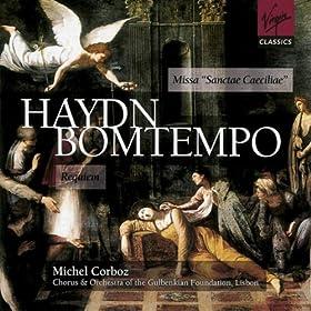 Haydn: Missa Sanctae Caeciliae/Bomtempo: Requiem