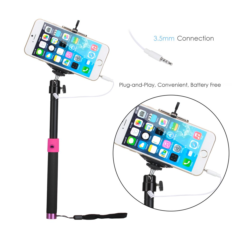 Selfie Stick For iOS & Android