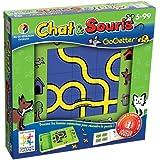 Smart Games - SG 001 - Jeu enfant  - Gogetter Chat Et Souris - Jeu De Réflexion Et De Logique