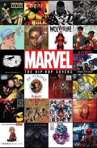 Marvel: The Hip-Hop Covers Vol. 1 (Comics Books Marvel compare prices)