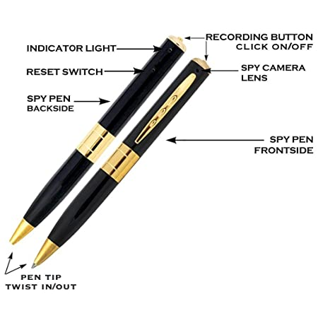 Spy Camera Pen Price Spy Pen Camera in Pen Mini hd