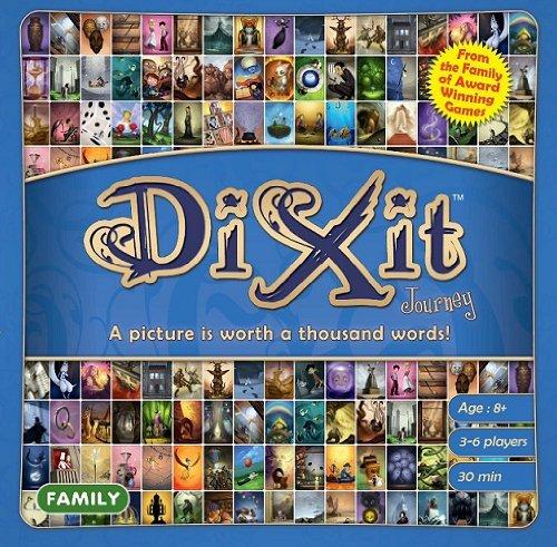 Dixit Journey Game