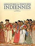 echange, troc Roselyne Hurel - Miniatures & peintures indiennes : Volume 2