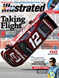 img - for NASCAR Illustrated Magazine: Celebrating the NASCAR Lifestyle (June 2010 - Cover: Elliott Sadler Car Flipping, Vol. XXIX, No. 6) book / textbook / text book