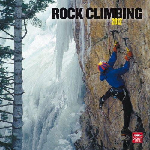 Rock Climbing 2012 Calendar