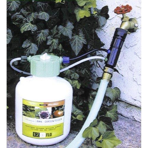 EZ-FLO 3/4 Gallon Hose Bib Fertilizing System (Liquid Fertilizer Dispenser compare prices)