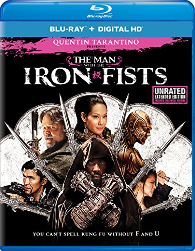 The Man with the Iron Fists (Blu-ray + Digital HD)