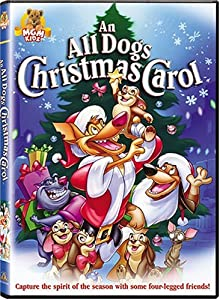 An All Dogs Christmas Carol from MGM (Video & DVD)