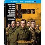The Monuments Men [Blu-ray + DVD] (Bi...