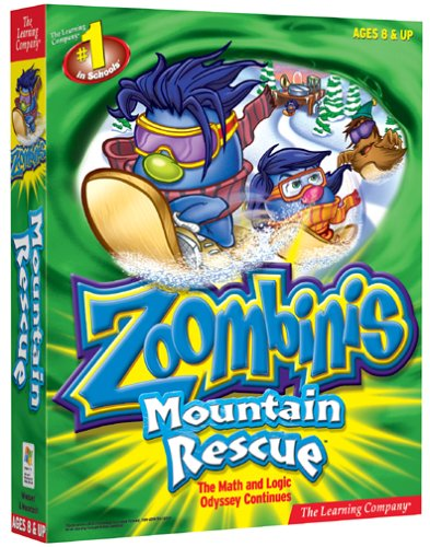 Zoombinis Mountain Rescue - PC/Mac